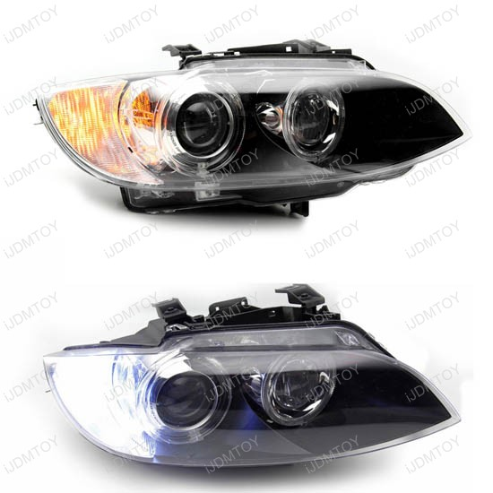 Error Free PY24W LED Bulbs BMW Signal Lights