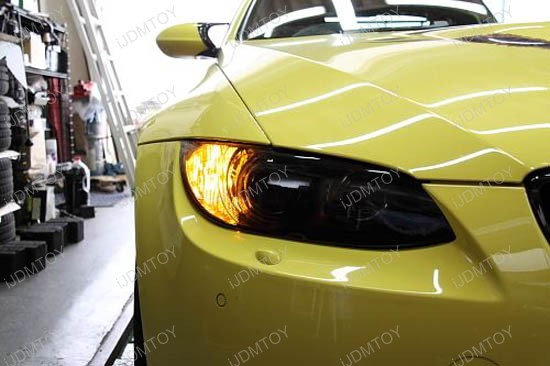 Error Free PY24W LED Bulbs BMW Signal