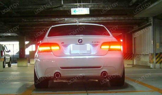 OBC Error Free LED License Plate Light BMW 1 Series