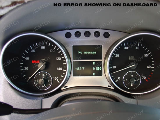 JDM Xenon White On-board Computer (OBC) Error Free 5050-SMD T10 2825 W5W LED Bulbs with built-in CAN-bus controller for Mercedes, Audi, BMW, etc