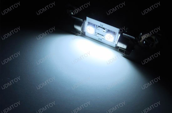 Error Free 6418 C5W LED Bulbs