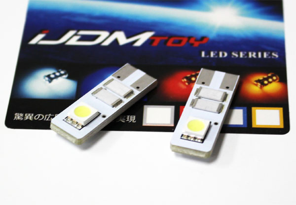 error free LED car bulbs