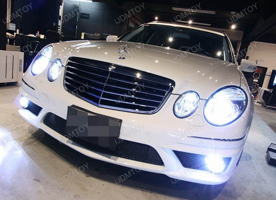 Error Free T10 2825 W5W LED Bulbs Mercedes Benz