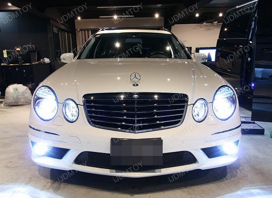 Mercedes Error Free 2825 LED Bulbs