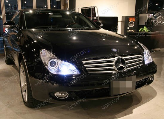 Error Free 2825 W5W T10 LED Bulbs Mercedes Benz