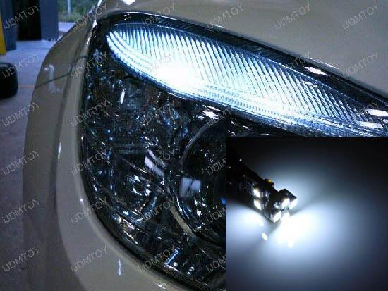 Error Free T10 2825 W5W LED Bulbs