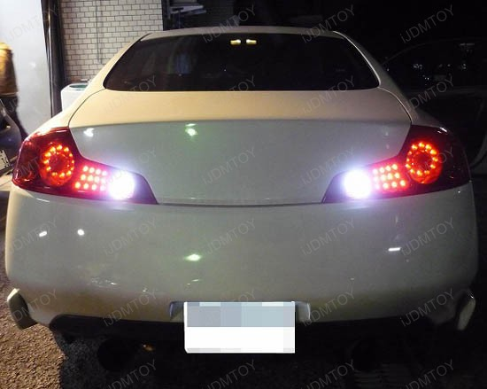 High Power 7443 LED Reverse Lights