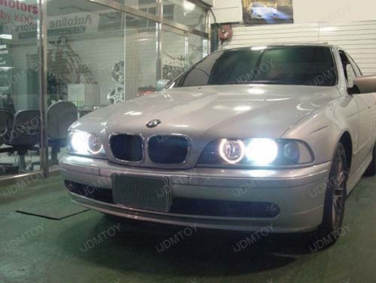 BMW E39 5 Series H7 HID adapters