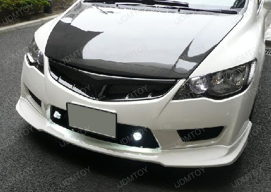 Universal Fit Projector Fog Lights