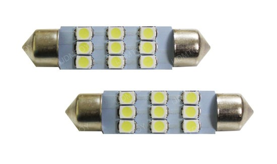"1.72"" 578 LED Festoon Light Bulbs"