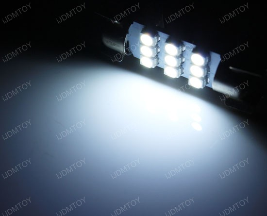"1.50"" 6418 LED Festoon Light Bulbs"