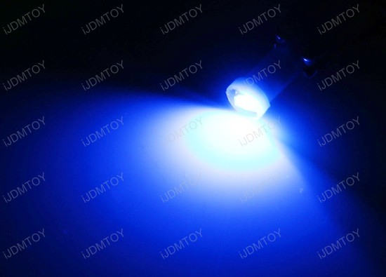 T5 T4 LED Wedge Light Instrument Cluster Dash Lights
