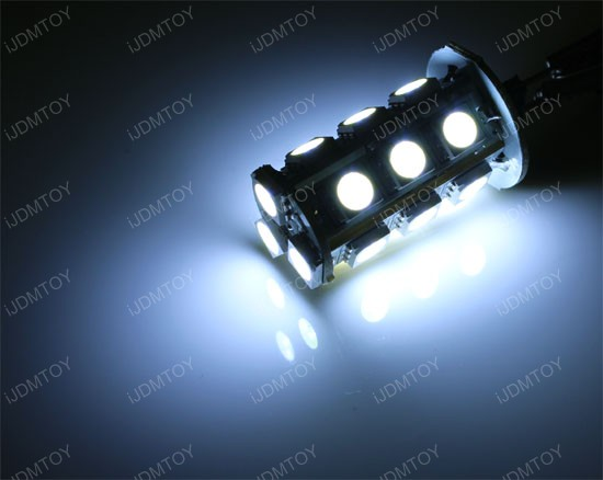 Error Free 18-SMD PW24W LED Bulbs