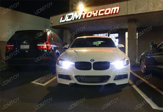 Pw24w Led Bulbs For Bmw F30 328i 335i Daytime Running Lamps