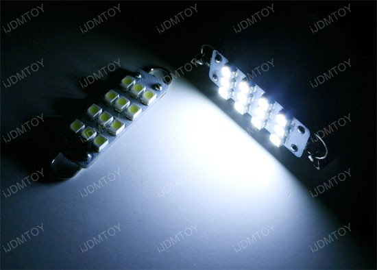 Rigid Loop Festoon LED Bulbs 211-2 212-2 214-2 578