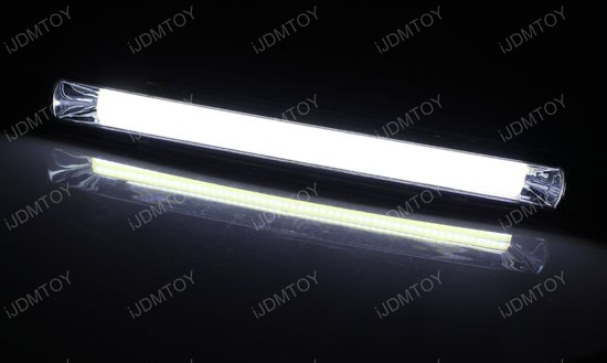All new COB LED daytime running lights