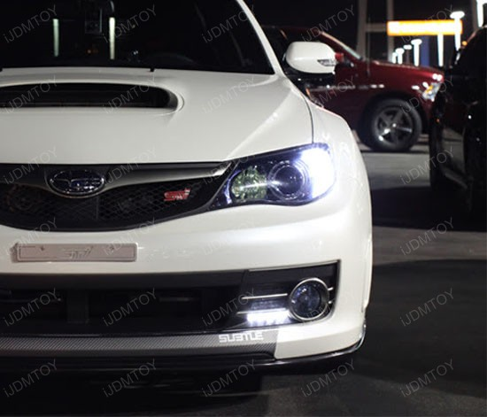 High Power LED daytime running lights