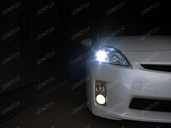 iJDMTOY 15W High Power LED Headlights