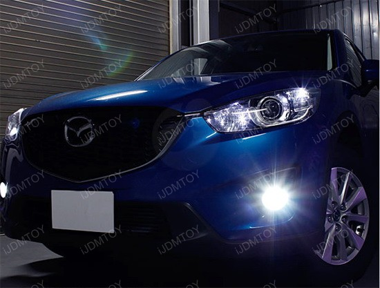 iJDMTOY 20W High Power LED Headlights Kit