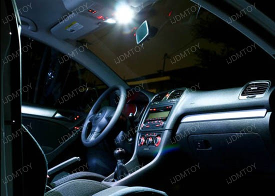 20-SMD-5050 LED Panel For Car Interior