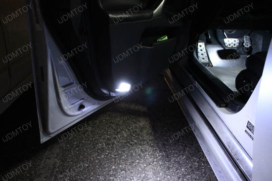 6-SMD Miniature LED Interior Panel Lights