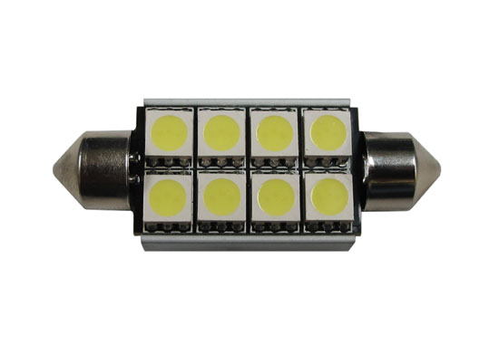 Error Free 8-SMD 211-2 LED Bulbs