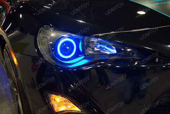 Multi-Color Scion FR-S Subaru BRZ Angel Eyes LED Halo Rings