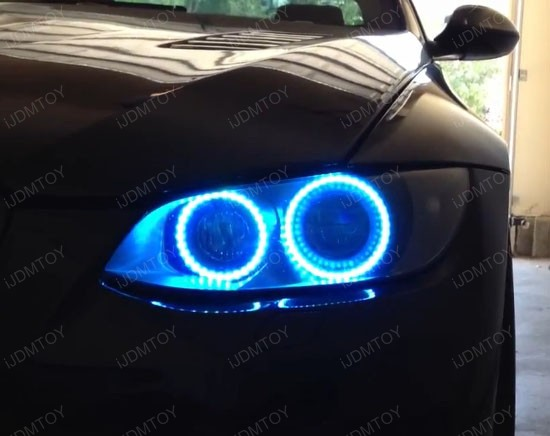 Bmw halo rings