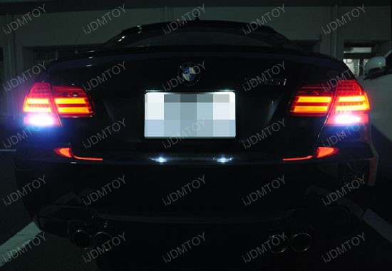 BMW E92 3 Series LED Backup Reverse Light Bulbs