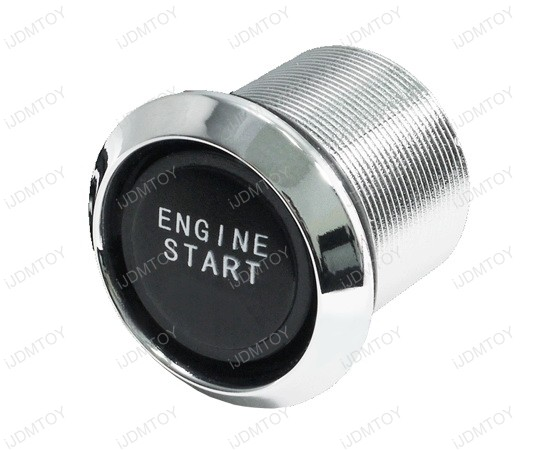Universal push start engine ignition kit
