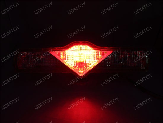Red LED 3rd Brake Light DIY Conversion Kit For Scion FR-S Subaru BRZ