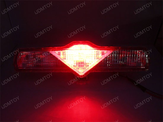 Scion FR-S Subaru BRZ 3rd LED Brake Light Conversion
