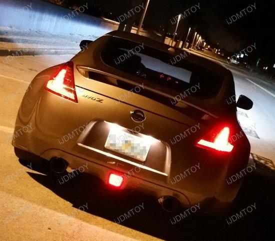 Scion Fr S Subaru Brz Led 3rd Brake Light Rear Fog Light Kit