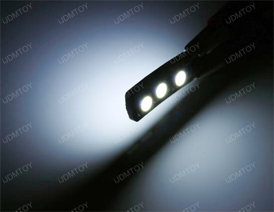 Error Free T10 W5W 2825 SMD LED Bulbs
