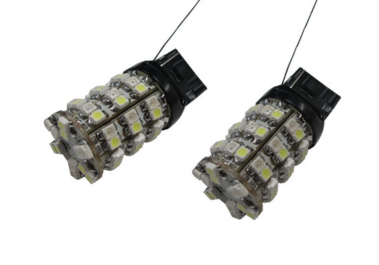 7440 Single-Filament Switchback LED bulbs