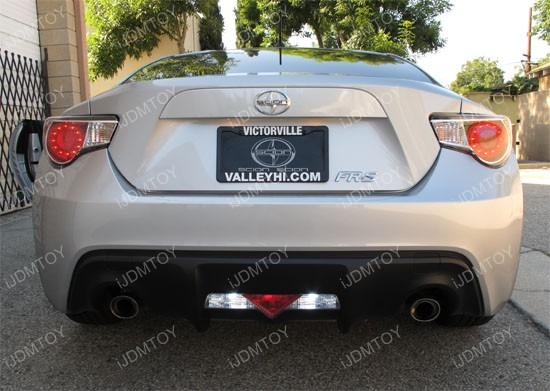 2012 Scion FR-S LED Backup Reverse Lights 2