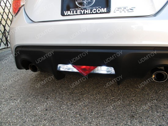 2012 Scion FR-S LED Backup Reverse Lights 3