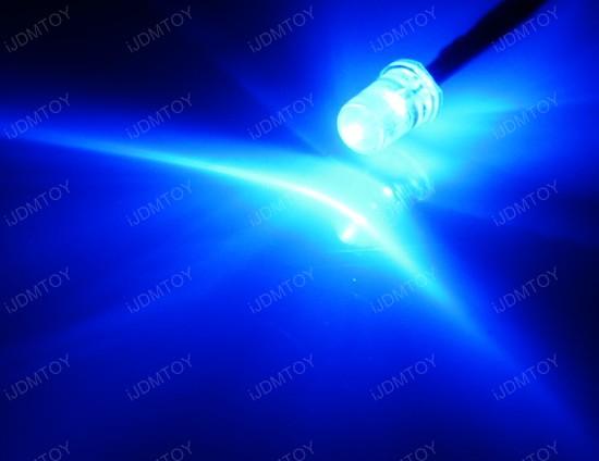 20 pieces 5mm LED Lights For Headlights Fog Lights Retrofit