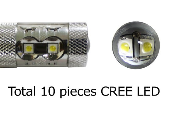 High Power 50W CREE 7507 PY21W LED Bulbs