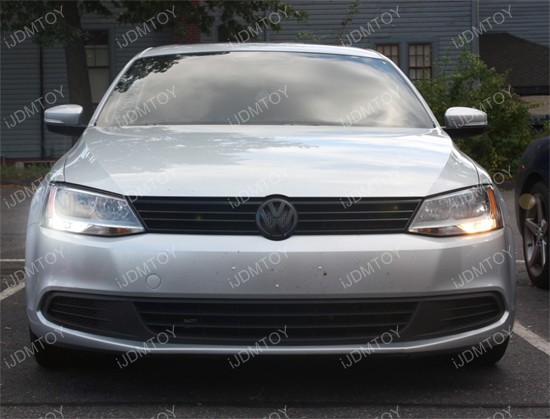 Error Free HID White CREE LED Bulbs for 2011+ Volkswagen ...