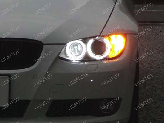 High Power PY24W LED Bulbs For BMW Turn Signal Lights