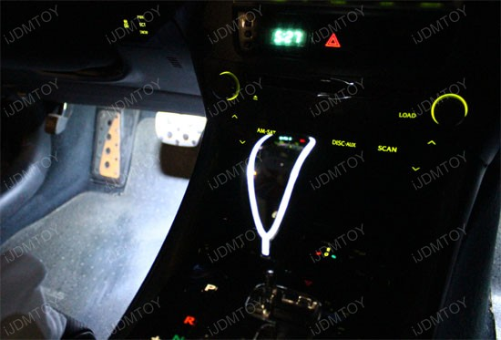 JDM Touch Activated LED Light Shift Knob For Lexus Toyota