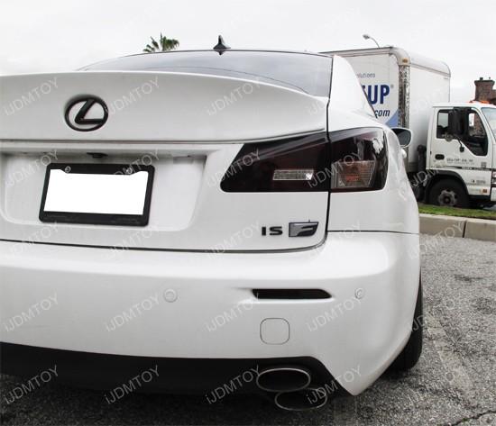 Lexus Toyota LED Bumper Reflectors