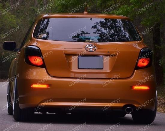 2009 Toyota Venza LED Bumper Reflectors