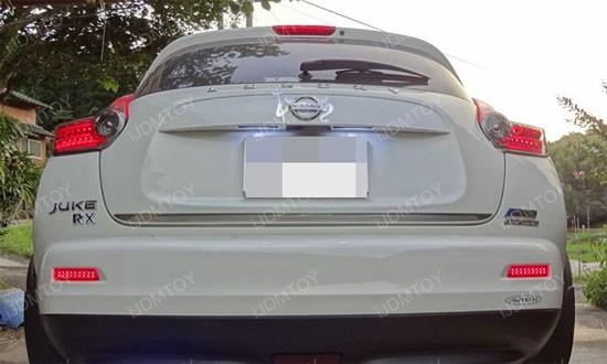 Nissan Infiniti LED Bumper Reflectors