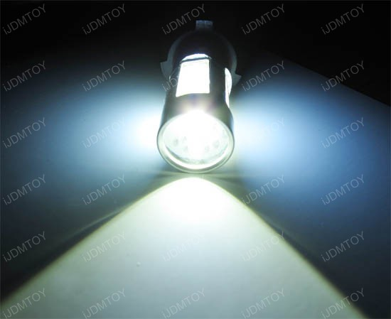 CREE-Q5/Luxeon High Power P13W LED Bulbs