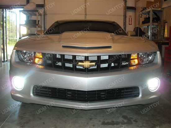 50W High Power CREE LED P13W Bulbs For Chevy Camaro