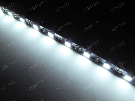 18-SMD LED Strip Light For Car Trunk Cargo Area