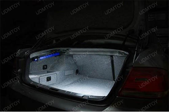 Universal led strip light for car trunk cargo area lighting led strip for car trunk illumination aloadofball
