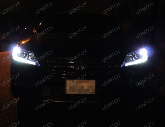 Honda Accord LED Daytime Running Lights Installation 6